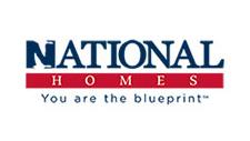 National Homes Logo
